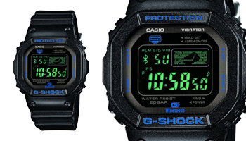 Casio G Shock Bluetooth Low Energy 30th Anniversary